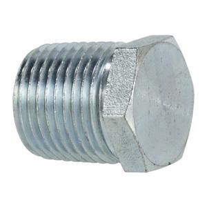 1/8 in. Hex Head Plug Steel Pipe Fitting