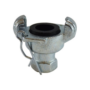 3/8 in. Ductile Iron Female NPT End Universal Coupling Hose Accessories