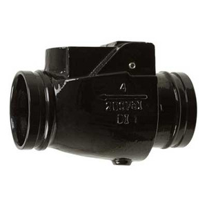 2 in. 300 psi Grooved Swing Check Valve (EPDM Disc) Fire Protection Series 67CVE