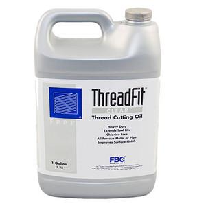 ThreadFit® CLEAR Cutting Oil, 1 Gallon