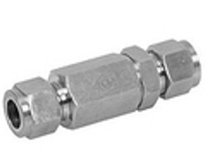 316 Stainless Steel Tube/Comp. Check Valves