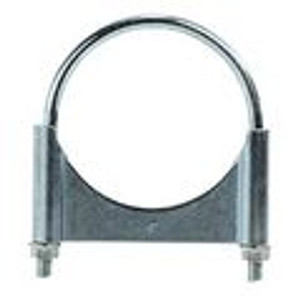 Guillotine Style U-Bolt Muffler Clamps