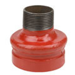 Male NPT Concentric Reducers
