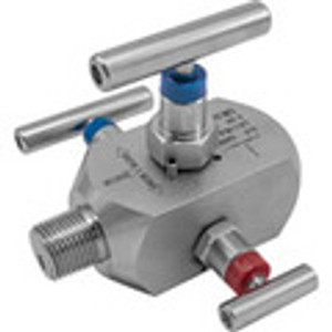 Double Block & Bleed Valves