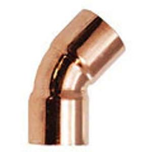 Wrot Copper Solder Joint Fittings
