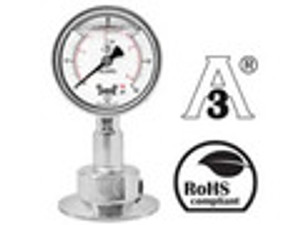 PSQ 3A All-Purpose Quality Sanitary Gauges