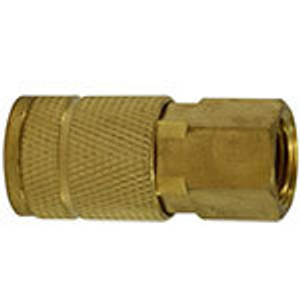 Brass Female Couplers