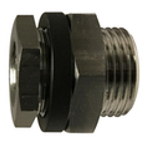316L Stainless Steel Bulkhead Couplings