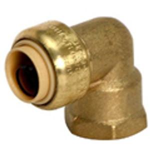 QuickBite Female Adapter Elbows (Push x FNPT)