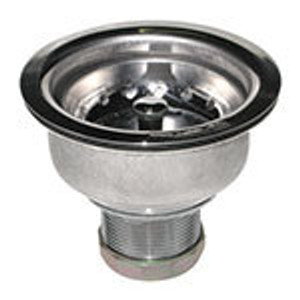 Double Cup Spring Clip Sink Strainer