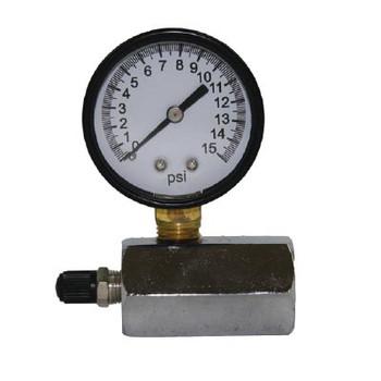 0-30 Face Size, Gas Test Gauge Pneumatic Accessories