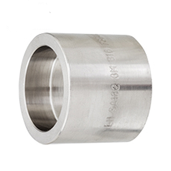 3 in. x 1-1/4 in. Socket Weld Insert Type 2 304/304L 3000LB Stainless Steel Pipe Fitting