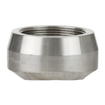 2-1/2 in. Threaded Outlet 316/316L 3000LB Stainless Steel Fitting