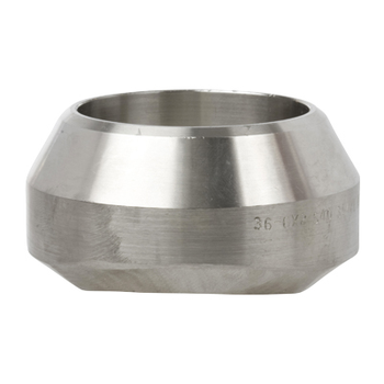 1-1/2 in. Schedule 40 Weld Outlet 316/316L 3000LB Stainless Steel Fitting