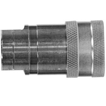 1 in. Steel Female Pipe Coupler Quick Disconnect AG Agricultural Series ISO5675