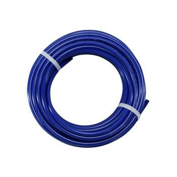 1/2 in. OD Polyurethane Blue Tubing, 100 Foot Length
