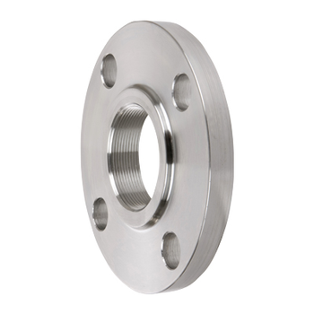 1-1/4 in. Threaded Stainless Steel Flange 316/316L SS 300# ANSI Pipe Flanges