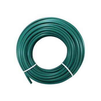 1/2 in. OD Linear Low Density Polyethylene Tubing (LLDPE), Green, 100 Foot Length