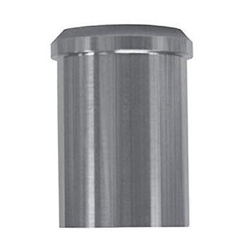 2-1/2 in. 14W Plain Ferrule, Tank Spud (Heavy) (3A) 304 Stainless Steel Sanitary Fitting