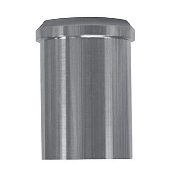 1-1/2 in. 14W Plain Ferrule, Tank Spud (Heavy) (3A) 304 Stainless Steel Sanitary Fitting