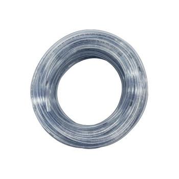 1/2 in. OD Polyurethane Clear Tubing, 100 Foot Length