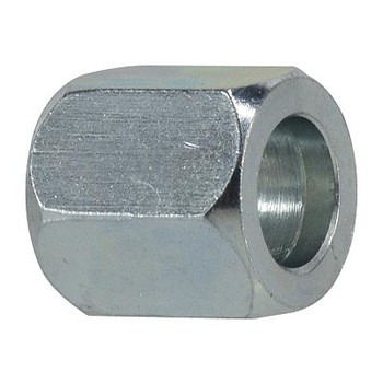 1/8 in. JIC Tube Nut Steel Hydraulic Adapter