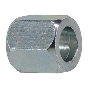 1/8 in. JIC Tube Nut Steel Hydraulic Adapter