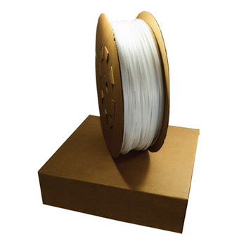 1/4 in. OD Linear Low Density Polyethylene Tubing (LLDPE), Natural Poly, 500 Foot Length, Working Pressure: 150