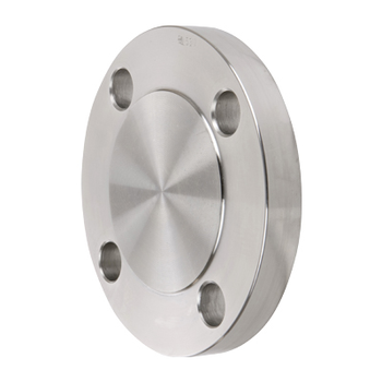 1/2 in. Stainless Steel Blind Flange 316/316L SS 150# ANSI Pipe Flanges