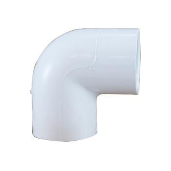 PVC Slip 90 Degree Elbow, PVC Schedule 40 Pipe Fittings, NSF 61 Certified