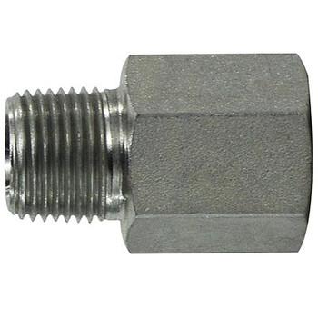 1/2 in. Male x 3/4 in. Female Steel Expanding Pipe Adapter