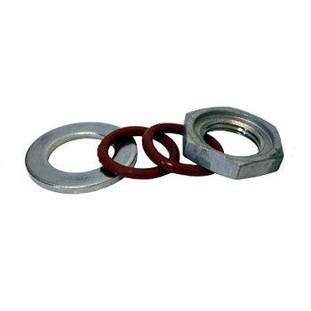 Weldless Fittings - Lock Nut, Washer, O-Rings for Thermometers