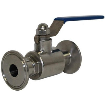 Squeeze Trigger Brewers Hardware 1.5 Tri Clover Compatible Butterfly Valve
