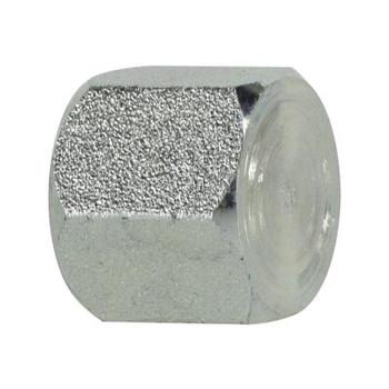 7/16-20 JIC Cap Nut Steel Hydraulic Adapter