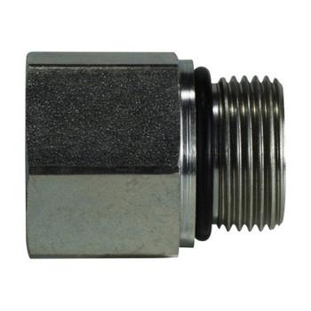 1/4 in. Female Adapter BSPP Steel Hydraulic Adapter Male BSPP 2: 1/4-19