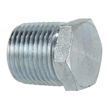 1/2 in. Hex Head Plug Steel Pipe Fitting