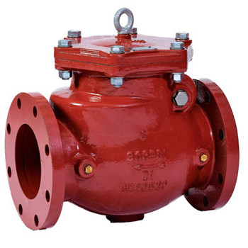 2-1/2 in. Flanged Swing Check Valve FCV 300PSI UL/FM, NSF Approved