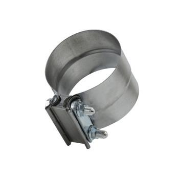 4 in. Aluminized Steel Lap Exhaust Hose Clamp