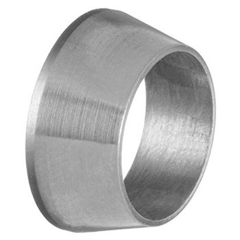 7/8 in. Front Ferrule - 316 Stainless Steel Compression Tube Fitting
