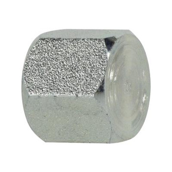 5/16-24 JIC Cap Nut Steel Hydraulic Adapter