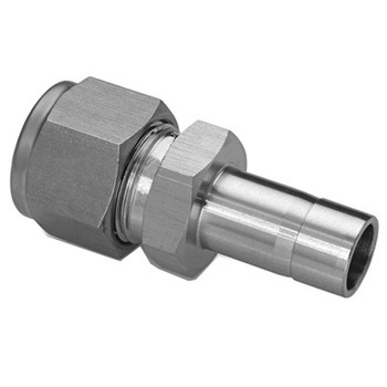 3/8 in. Tube x 1/2 in. Reducer 316 Stainless Steel Fittings Tube/Compression