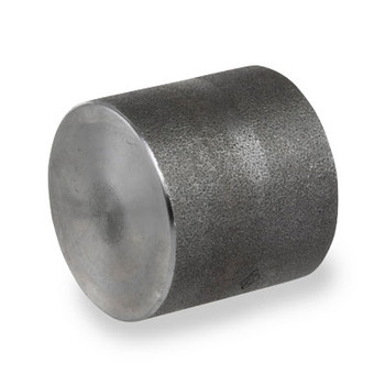 1-1/2 in. 3000# Forged Carbon Steel NPT Threaded Cap Pipe Fitting