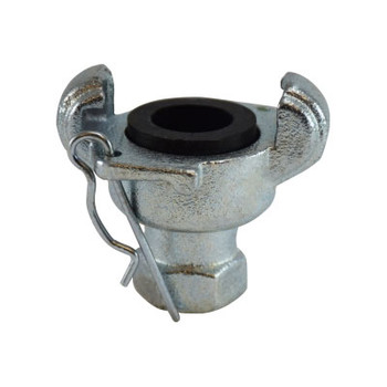 3/4 in. Ductile Iron Female NPT End Universal Coupling Hose Accessories