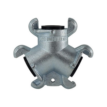 Triple Connector Universal Coupling Ductile Iron Hose Accessories