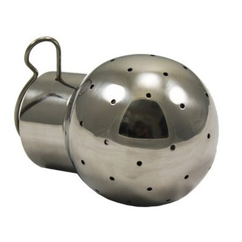 """1.5"""" Weld CIP Spray Ball with Pin Brewers Hardware"""