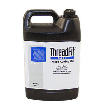 ThreadFit® DARK Cutting Oil, 1 Gallon