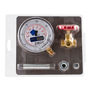 Pressure Gauge Kit, Air-Water