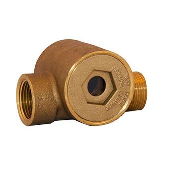 "1"" IPS (Male x Female) Fire Sprinkler Sight Glass for Fire Safety Sytem"