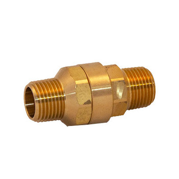 1/2 in. IPS Brass Ball Drip Valve Fire Sprinkler System & Protection