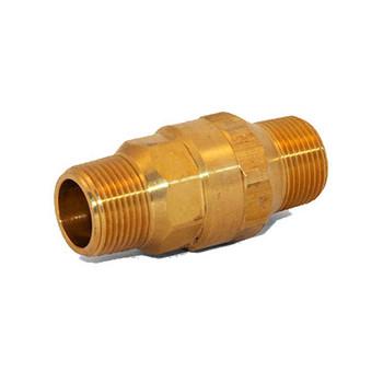 3/4 in. IPS Brass Ball Drip Valve Fire Sprinkler System & Protection